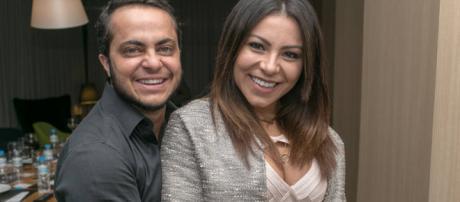 Thammy Miranda e Andressa Ferreira (Foto - Reprodução)