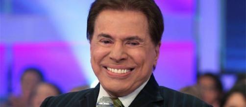 Empresário e apresentador Silvio Santos (Reprodução/SBT)