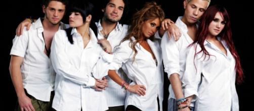 Grupo Rebelde (Foto - Reprodução)