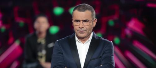 Imagen de Jorge Javier Vázquez durante un directo en televisión