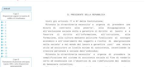 Pensioni flessibili, arriva la pubblicazione del Decretone in Gazzetta Ufficiale