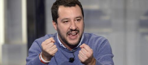 """Salvini contro Higuain: """"Non mi piacciono i mercenari""""."""