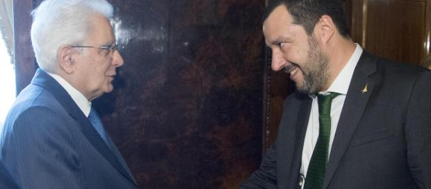 """Incontro fra Mattarella e Salvini lunedì: """"Non si parlerà di ... - gds.it"""