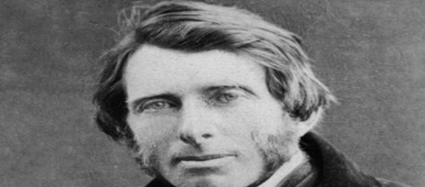 """""""Ruskin was spectacularly opinionated."""" [Image source: Photographer William Downey Britsh photo studio]"""