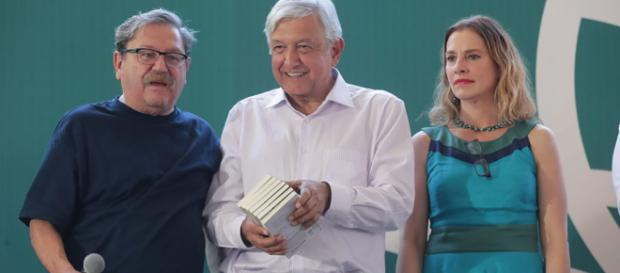 López Obrador lanzó estrategia de lectura. - diariogenesis.net