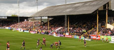 Castleford have more than what it takes to beat Catalans on Friday night. (Image Source - blogspot/Youtube screencap)