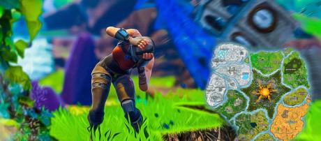 The earthquake event is coming to Fortnite. [Image source: Own work]