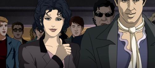 Adrian, la terza puntata del cartoon movie di Celentano.