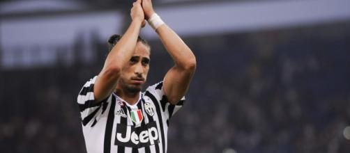 """Juventus, Caceres: """"Questa è la maglia del mio cuore"""""""