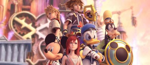 Kingdom Hearts III available to purchase on PlayStation 4 and Xbox One - Image credit - Kingdom Hearts II - Credit: flickr.com (BagoGames)