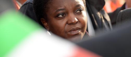 L'europarlamentare Cécile Kyenge (PD).