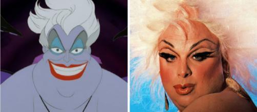 Personagens inspirados em pessoas reais. (Foto/Reprodução via Incrivel Club).