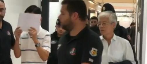 Prisões são efetuadas em São Paulo no caso Brumadinho (Reprodução/Globo News)