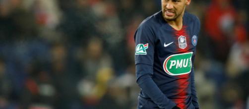 PSG : Neymar forfait pour les deux matches face à Manchester ... - lefigaro.fr