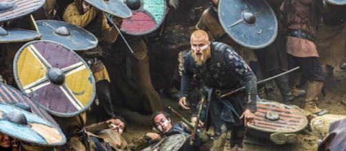 Reprodução / History via Facebook.com/VikingsFrance