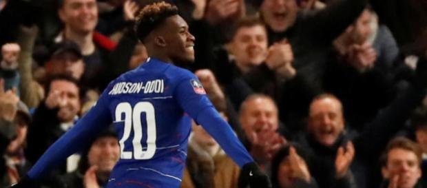 FC Bayern München: FC Chelsea lässt Callum Hudson-Odoi nicht ziehen - rp-online.de