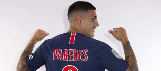 PSG : Paredes sixième joueur le plus cher du club