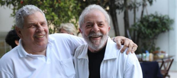 TRF4 nega recurso de Lula para ir ao velório do irmão (Reprodução Twitter/Lula)