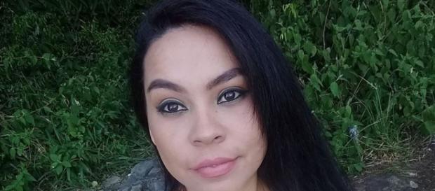 Vítima de feminicídio em Ituporanga-SC (Reprodução/Facebook)