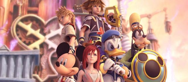 Kingdom Hearts III available to purchase on PlayStation 4 and Xbox One