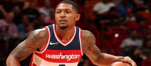 Bradley Beal led the Washington Wizards to a home victory on Wednesday (Jan. 2). - [NBA / YouTube screencap]