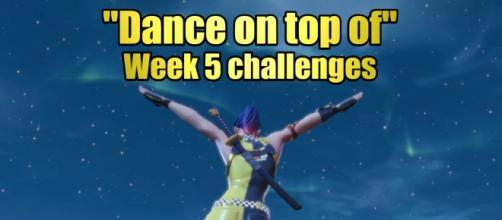 Season 7 Week 5 Fortnite challenges leaked, involves dancing [Image Credit: RampBetterYT/Twitter]