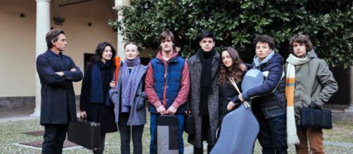 'La compagni del cigno' - Il cast del Conservatorio