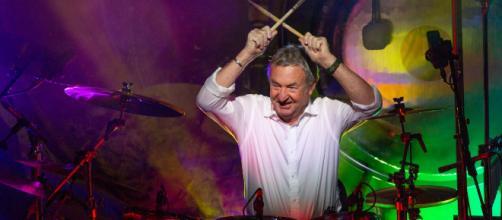 Nick Mason, storico batterista dei Pink Floyd