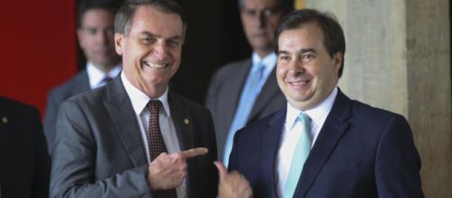 PSL fecha acordo com Rodrigo Maia e mercado sinaliza. (Galeria BN)