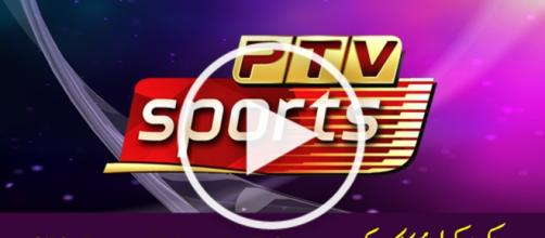 PTV Sports live streaming PAk vs SA 2nd Test (Image via PTV Sports screencap)
