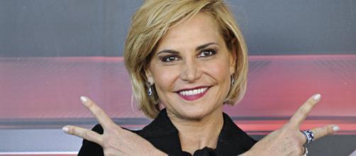 Simona Ventura lascia Mediaset e ritorna in Rai alla guida di 'The Voice'