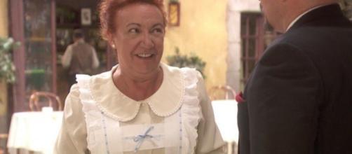 Trame Il Segreto: Dolores lascia Puente Viejo per girare il mondo in 150 giorni