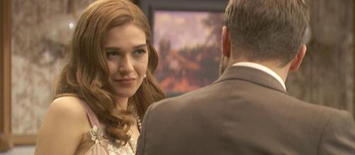 Trame, Il Segreto: Julieta fa l'amore con Fernando per smascherare Prudencio.