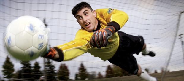Guardameta (fútbol) - Wikipedia, la enciclopedia libre - wikipedia.org