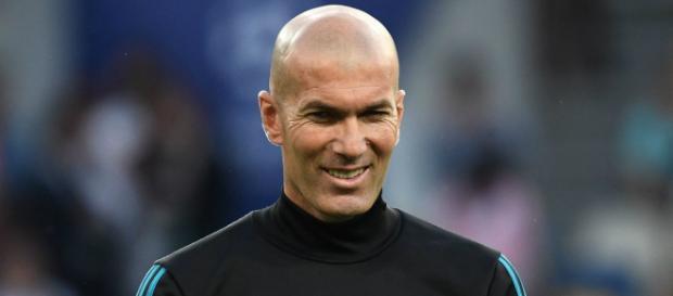 Mercato : le Bayern Munich 'en pole position' pour Zidane