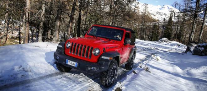 Jeep cresce ancora, è il sesto marchio più venduto a dicembre in Italia
