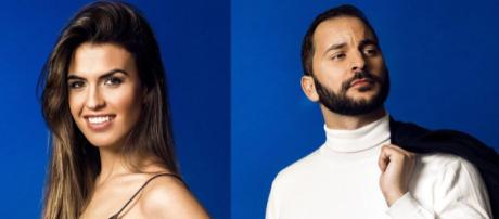 Imagen promocional de Sofía Suescun y Antonio Tejado en GH DÚO