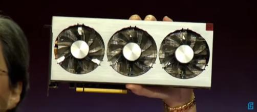 AMD Navi graphic card will launch in four variants. [Image credit:Gamer Meld/YouTube]