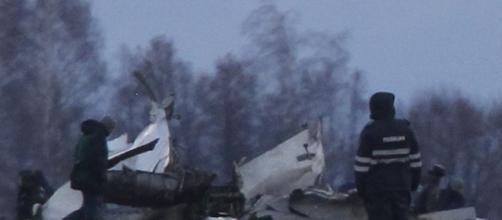 Boeing si schianta in Russia: 50 morti - Tgcom24 - Foto 2 - mediaset.it