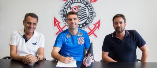 Boselli foi uma das principais contratações em 2019 (Divulgação: Corinthians)