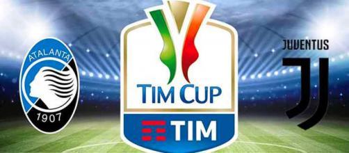 Coppa Italia, Atalanta.Juventus