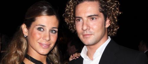 David Bisbal y Elena Tablada esperan dejar los problemas atrás