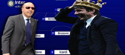 Marotta sarebbe pronto a costruire la nuova Inter con Conte