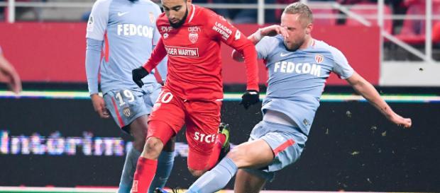 Dijon enfonce Monaco, Strasbourg au bout du suspense - Ligue 1 ... - lefigaro.fr