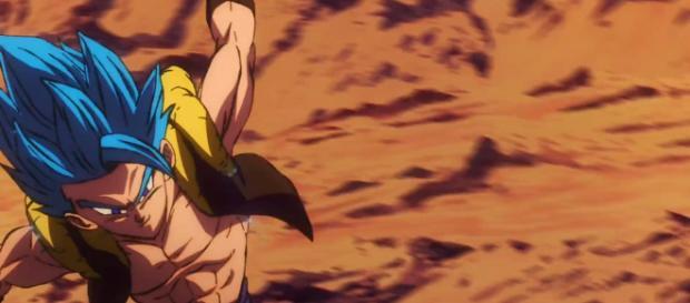 Dragon Ball Super Broly Gogeta Blue — Ssmatters - ssmatters.com