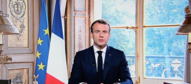 Emmanuel Macron face aux Français