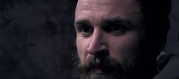 Firefighter Mark fianlly opens up about the traumatic even that brought him to the process (Image credit: SAS: Who Dares Wins/ 4oD)