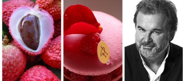Fruits de saison : le litchi, de la Chine à nos assiettes (fruit, macaron Ispahan, Pierre Hermé)