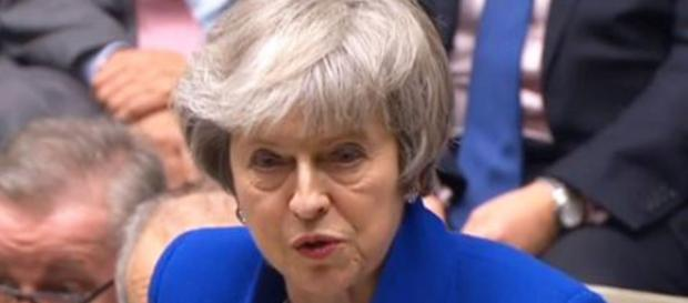 La premier Theresa May, ha enviado un mensaje a la UE en la cual pide abrir una nueva negociación del Brexit