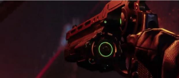 The Exotic quest for this weapon is now live. [Image source: destinythegame/YouTube]